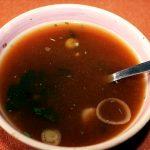 Sopa de miso: el alimento de los samuráis