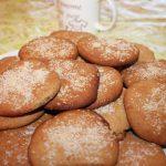 Galletas de jengibre y canela sin gluten